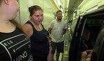 Familie Wollny setzt via Eurotunnel nach England über, was vor allem für die...