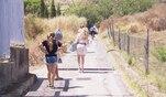 Auf Sizilien erkunden die Geissens die Gegend. Die Temperaturen sind hoch und der zu...