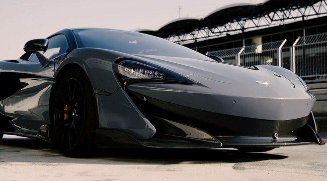 Carporn McLaren 600LT (GRIP Originals)