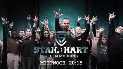 Trailer: Neue Folge!: Carsten Stahl kämpft an der Albert-Schweitzer-Schule in Beeskow gegen Gewalt und...