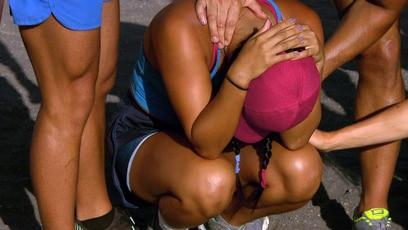 Chiara bricht zusammen!: Coach Mario verkündet, dass Chiara in der nächsten Challenge gegen Alex antreten muss....