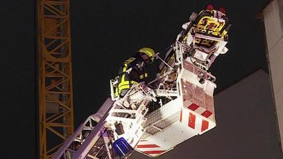 Tödliche Überdosis: Kurz vor Weihnachten wird der Rettungsdienst in ein Hotel im Frankfurter...