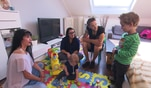 Hurra - Unser neues Baby ist da!: Zuwachs in der Patchwork-Familie