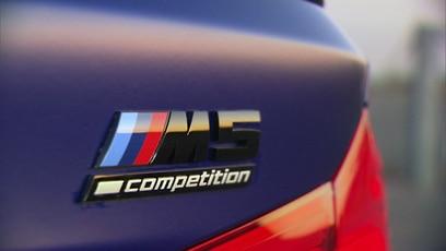 GRIP - Das Motormagazin: Vorschau: BMW M5 Competition (Folge 474)