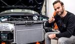 Tuner Philipp Kaess und sein Team schrauben weiter an unserem Projectcar. Der VW Golf...