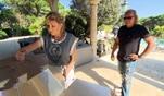 Die Geissens haben in ihrem Haus in St. Tropez eine mega Grilllandschaft eingerichtet...