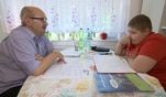 Krystovar hat Lymphdrüsenkrebs. Der Zwölfjährige war schon lange nicht...