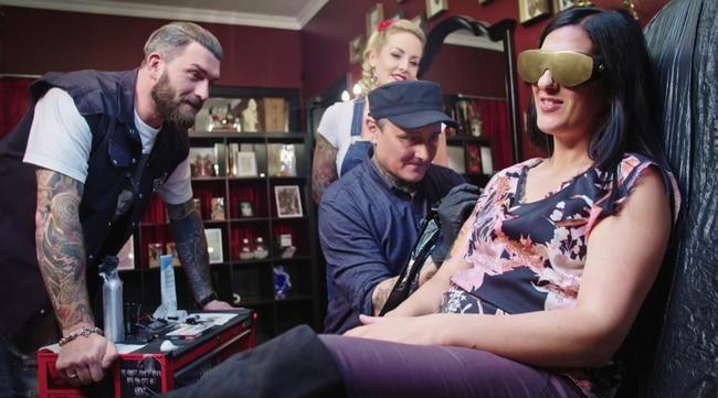 Tattoo Stories - Check den Trailer!
