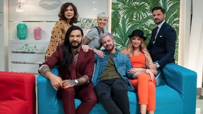 "Team Beauty - Check den Trailer!: Die ""Team Beauty""-Experten Filiz Christoph, Denny K., Meli Burkart, Andy Jekel,..."
