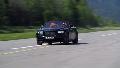 GRIP - Das Motormagazin: Rolls-Royce Dawn Black Badge im Slalom-Test (Folge 484)