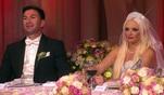 In dieser schweren Zeit scheint die Hochzeit von Daniela und Lucas unglaublich weit...
