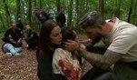 Die Polizei findet Sebastian und Lea! Dabei liegt er bewusstlos auf dem Boden. Lea hat...