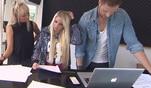 Achtung, die Dietrichs kommen!: JayJay beim Gesangsunterricht