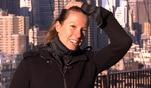 Ausgewandert - Ausgesorgt: Ihr knallhartes Fitness-Training auf der Brooklin Bridge hat...