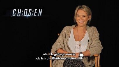 """Interview mit Nicky Whelan: Erfahre mehr über Nicky Whelan aus """"Chosen"""" im Interview!"""