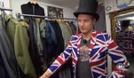 Mit seiner persönlichen Shopping-Assistentin Lizzy geht Schöppi in London l...
