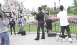 Curvy Supermodel: Behind the Scenes - Disneyland