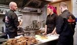 """Das große Kochprofis-Battle: Team Frank: """"Normandie"""" (Berlin)"""