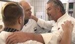 """Das große Kochprofis-Battle: """"Der Konkurrenz den Arsch versohlen"""" - Kampfansage von Fo"""