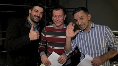 Aus alten Sachen Kohle machen bei der Trödeltrupp LIVE Show!: Erlebe Mauro, Otto und Sükrü vom Trödeltrupp LIVE auf der Bühne. Neben Stories und...