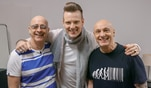 Die Hitrekorde: The Baseballs backstage