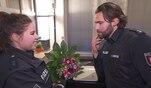 Die Wache Hamburg: Lena gesteht Alex ihre Gefühle