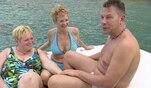 EXKLUSIV - DIE REPORTAGE: Luxus-Swingeryacht