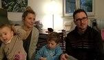 Family Queen: Vorstellung: Kristins und Sebastians Familie
