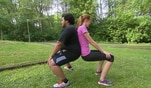 Frauentausch: Fitness mit Sandra