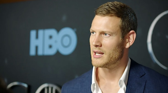 Tom Hopper aka Dickon Tarly im Interview