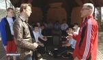 Investigativ: Erster Tag im Bootcamp