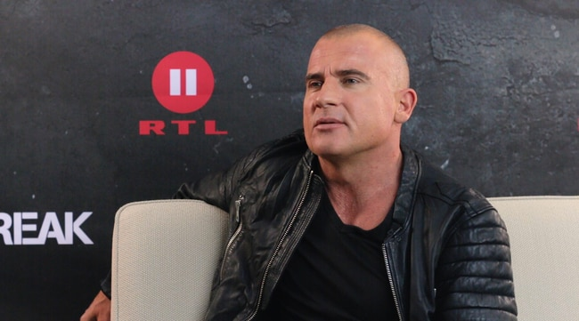 Interview mit Dominic Purcell