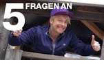Ross - Der Kindergartenboss: 5 Fragen an Ross Antony