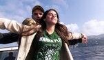 """Sarah & Pietro... im Wohnmobil durch Italien: """"Einmal Titanic sein"""""""