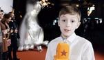 Starshine - Das Comedy Promi-Magazin: Kinderreporter Julien auf dem roten Teppich