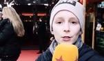 Starshine - Das Comedy Promi-Magazin: Julien am roten Teppich
