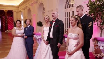 Das große Finale: Nun entscheidet sich, welches Paar die schönste Traumhochzeit zum Schnäppchenpreis...