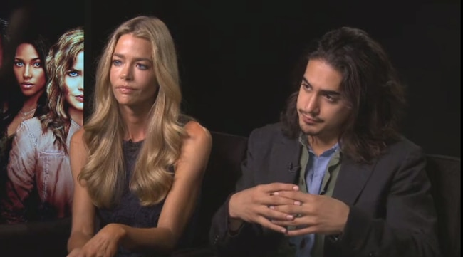 Interview mit Denise Richards und Avan Jogia