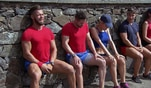 Workout - Muskeln, Schweiß und Liebe: Challenge 1: Wall-Sit