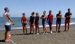 Workout - Muskeln, Schweiß und Liebe: Challenge: Elemente Slalom