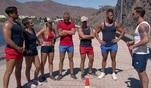 Workout - Muskeln, Schweiß und Liebe: Gipfelstürmer-Challenge