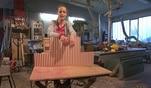 Zuhause im Glück: Evas Basteltipp: Ein neuer alter Sekretär muss her
