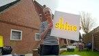 Evas Basteltipp: LED-beleuchtetes Bild mit Schriftzug
