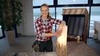 Basteltipp: Leuchte aus Treibholz