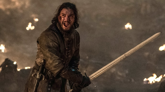 Game of Thrones - Kit Harington (Jon Schnee)