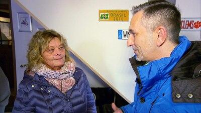 Der Trödeltrupp - Das Geld liegt im Keller - Mauro bei Gisela aus Oberthal