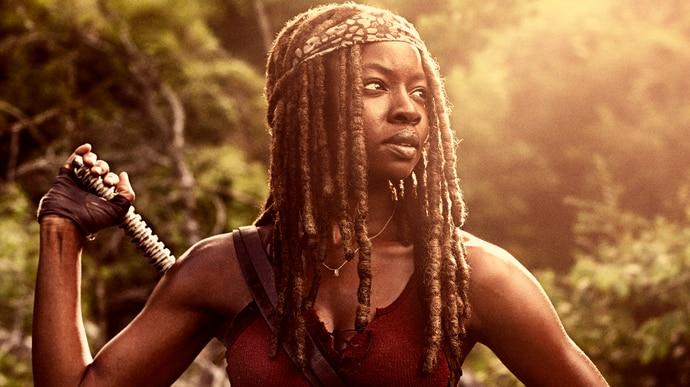 The Walking Dead - Michonne - Danai Gurira