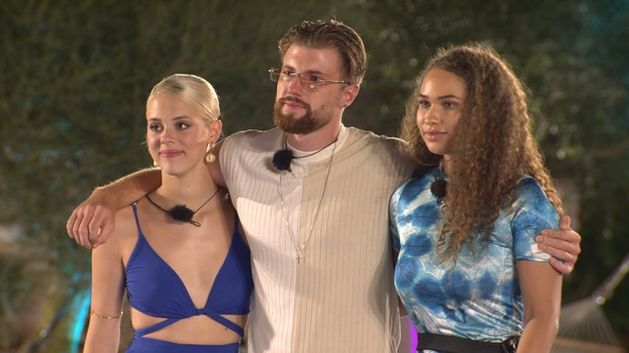 Lisa, Domenik und Kendra verlassen Love Island