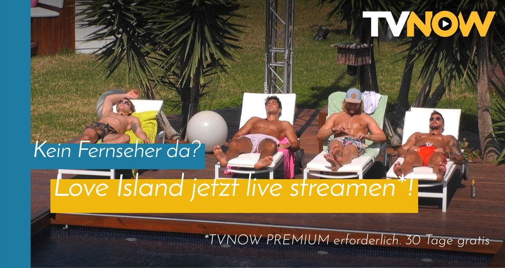 TVNOW Livestream 19.09