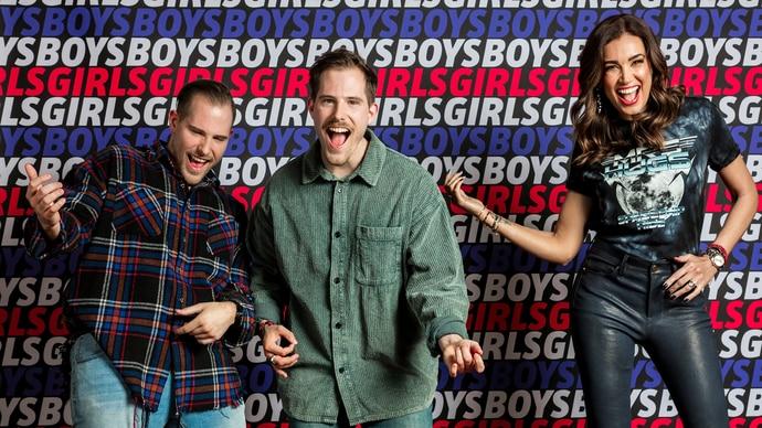 "Die Sendung ""Battle of the Bands - Boys vs. Girls"" bei RTLZWEI"